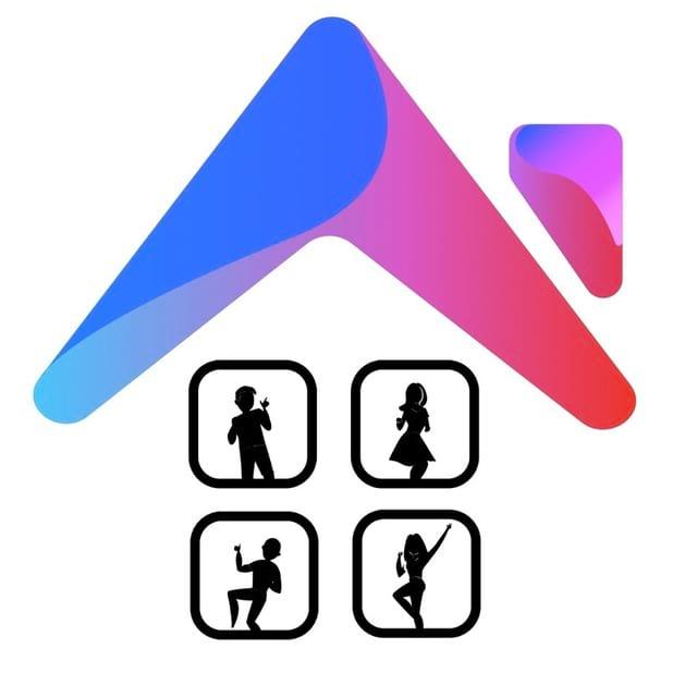 Логотип (знак) русского Хайп Хауса