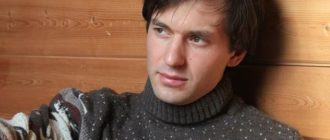 Нил Кропалов: биография, возраст, фото актёра