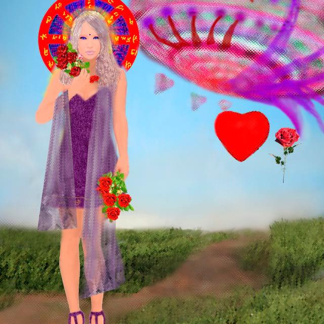 Богиня Любви и плодородия