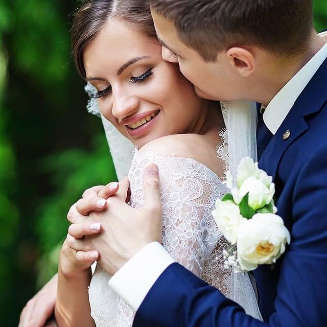 Евгений Белозеров со своей женой