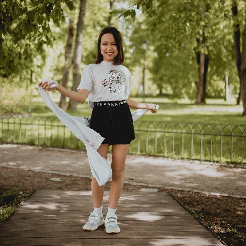 Мария Омг в июне 2020 года