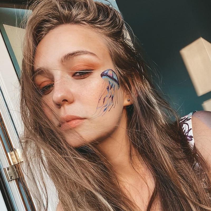 Маша Маева июне 2020 года