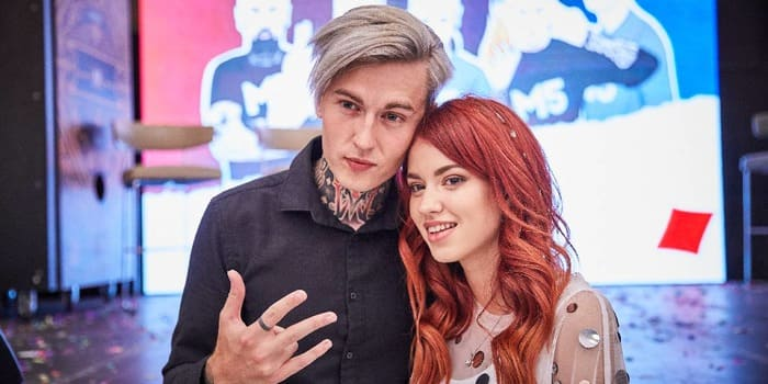 Оля шелби и Дима Евтушенко