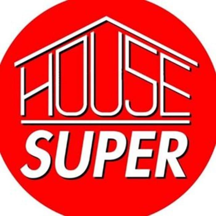 Логотип дома блогеров Супер Хаус
