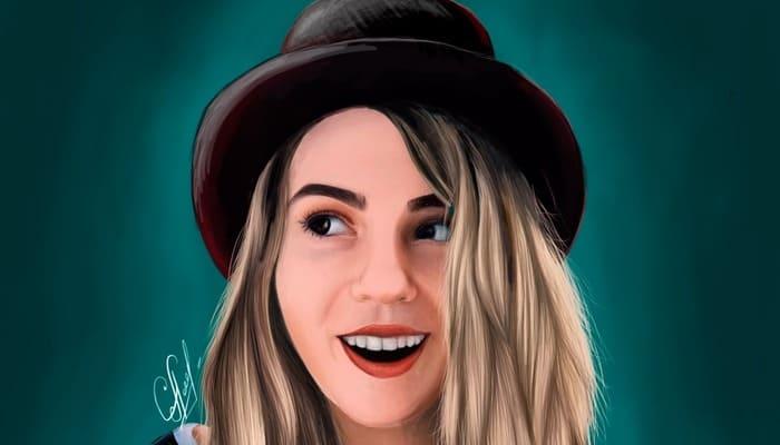Рисунок Марьяны Ро